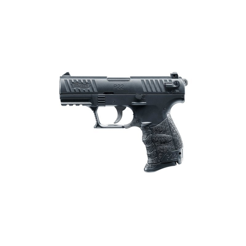 Airsoft pistol Walther P22Q - spring-operated