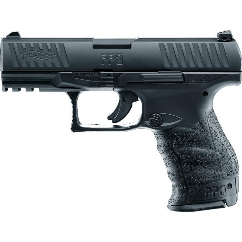Airsoft pistol Walther PPQ M2 - with CO2