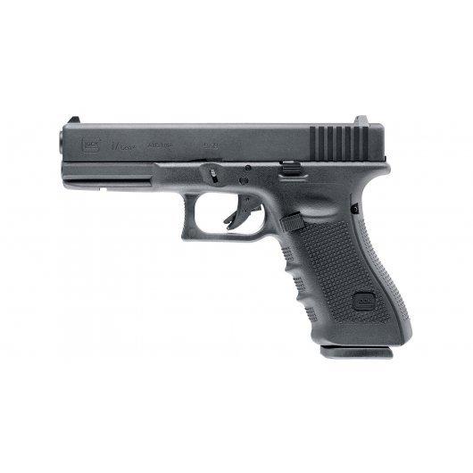 Airsoft pistol Glock 17 Gen 4 - with green gas