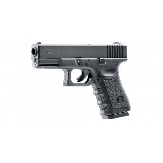Airsoft pistol Glock 19 - with CO2