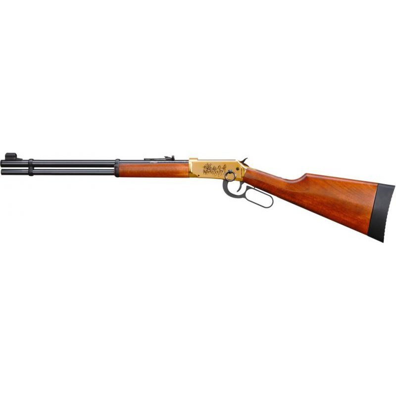 Walther Lever Action Air rifle Steel Finish