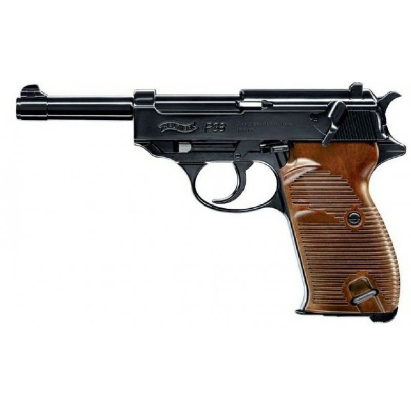 Airsoft pistol Walther P38 - with CO2