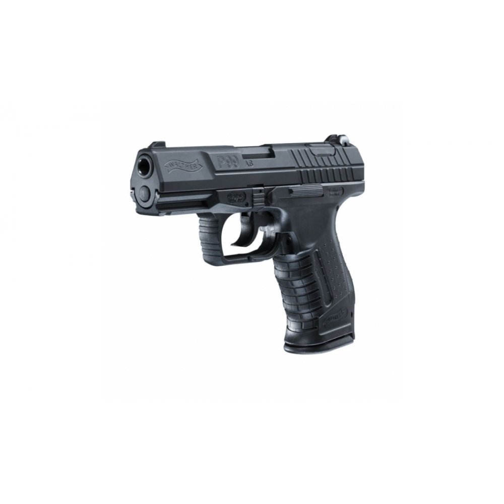 Walther P99 AS Black PS AM L, cal.9x19