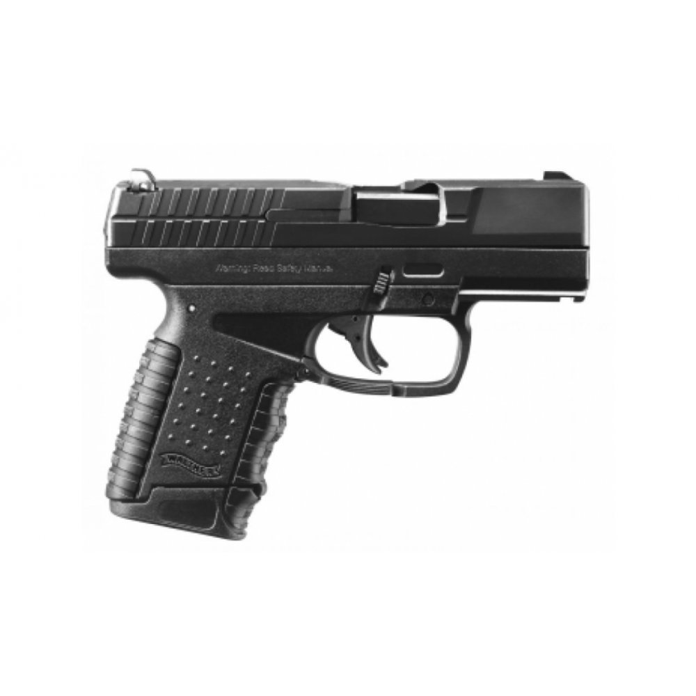 Walther PPS Police Set Black, cal.9x19