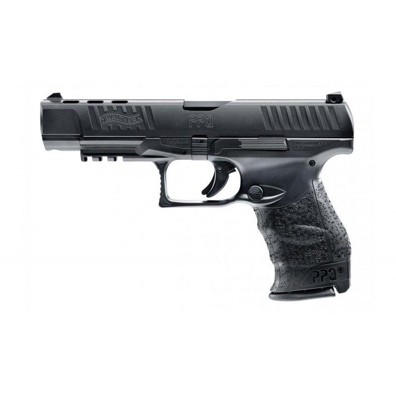 Walther PPQ M2 5'' Black KU AM, cal.9x19