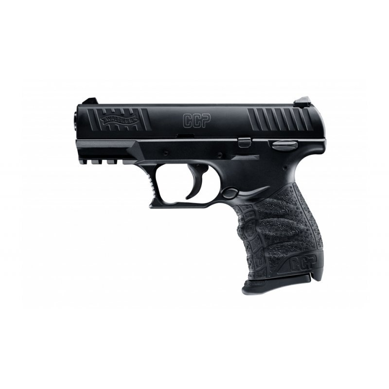 Walther CCP black, cal. 9x19