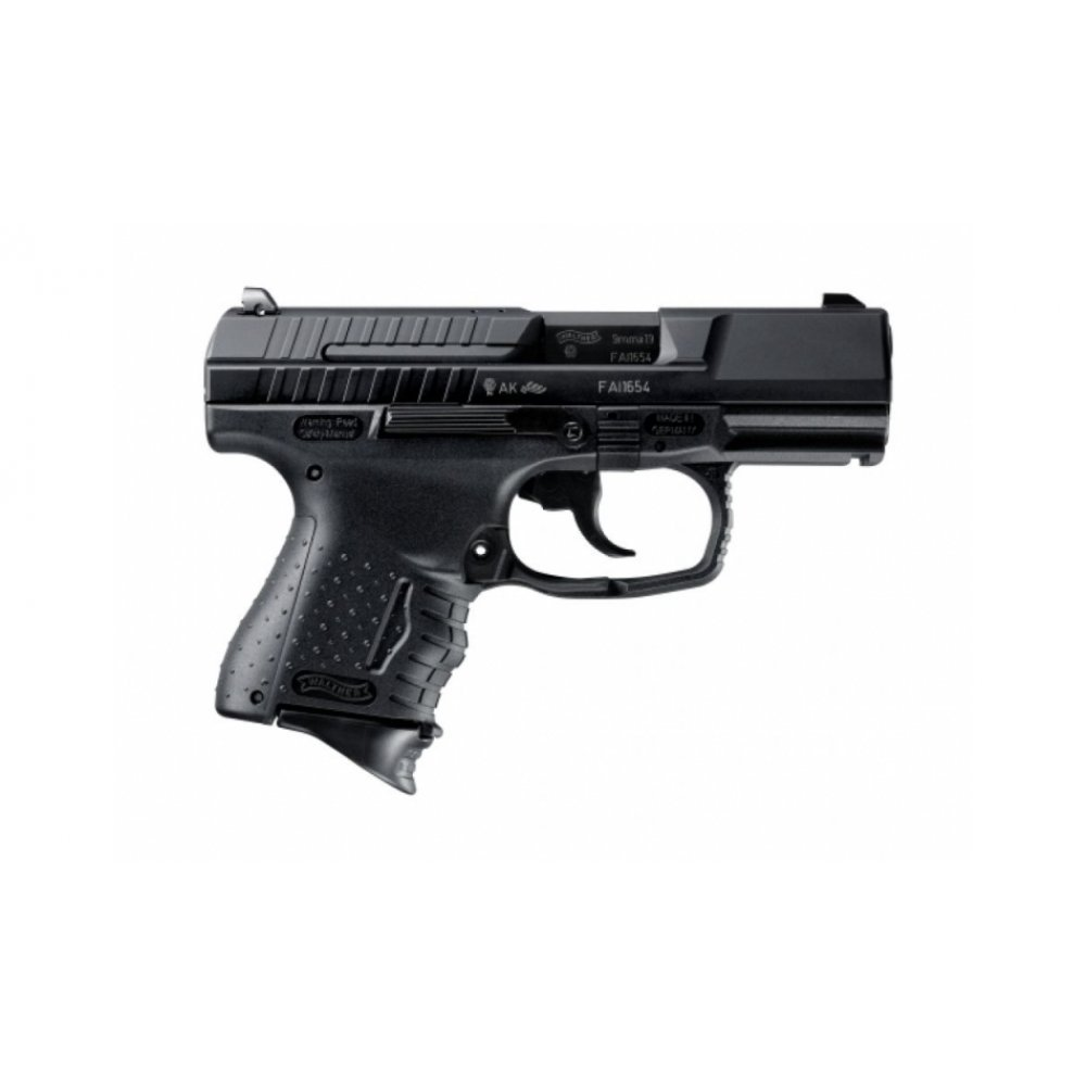 Walther P99C AS Black PS AM L, cal.9x19