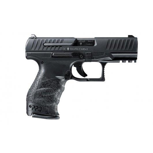 Боен пистолет Walther PPQ Classic 4'' - черен PS, кал.9x19