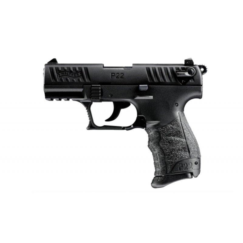 Walther P22Q Black EU - cal.22 l.r