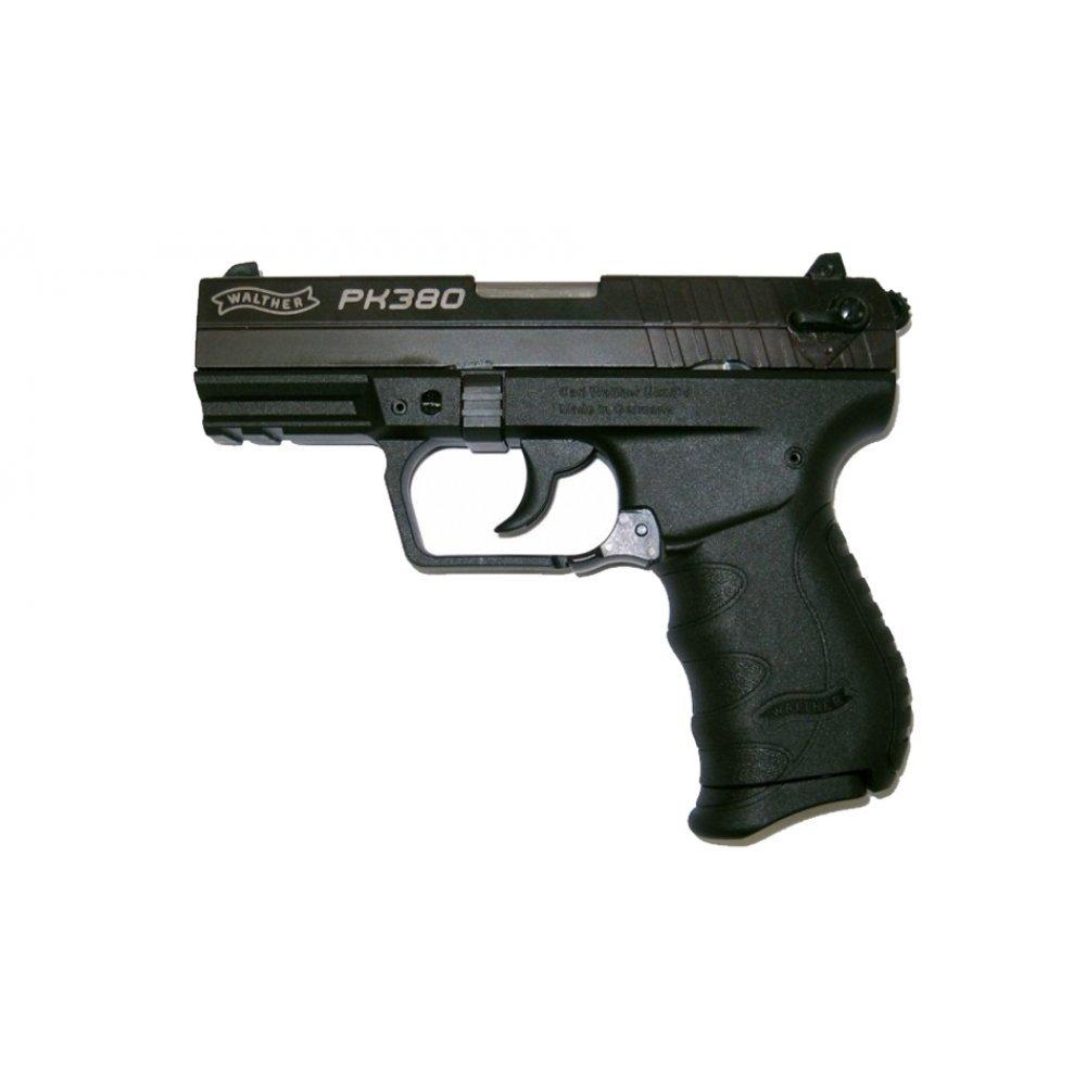 Walther PK380 Black, cal.9x17