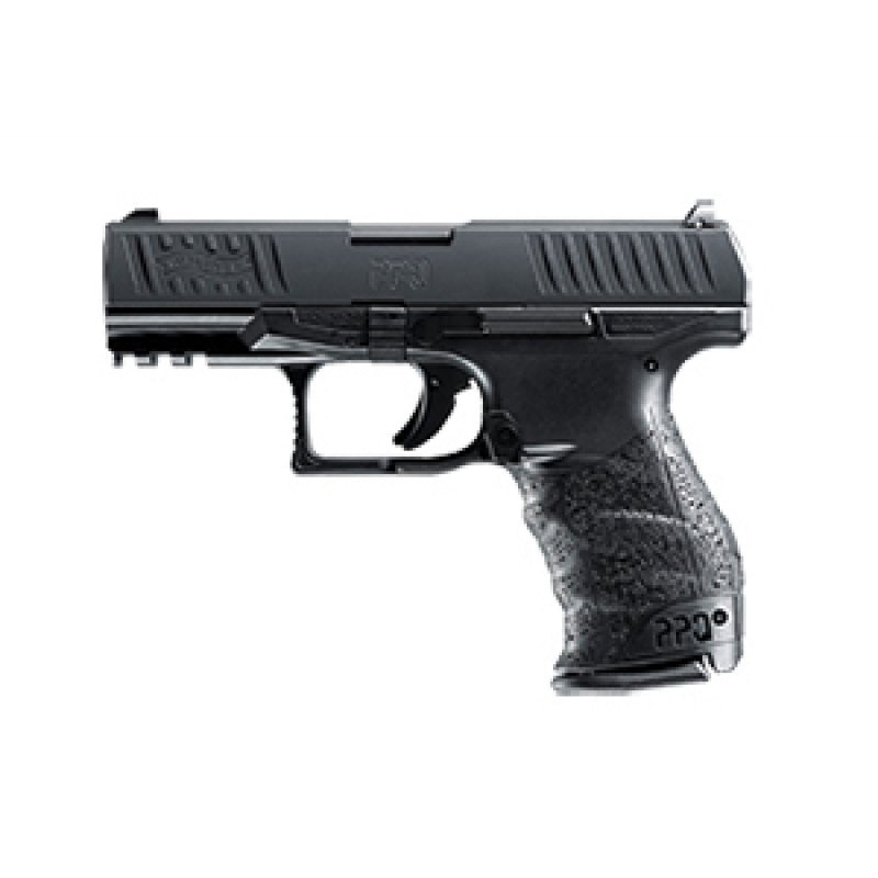 Walther PPQ Classic 4'' Black PS, cal.9x19