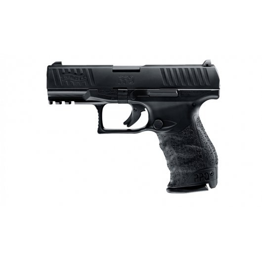 Боен пистолет Walther PPQ M2 4'' - черен PS, кал.9x19